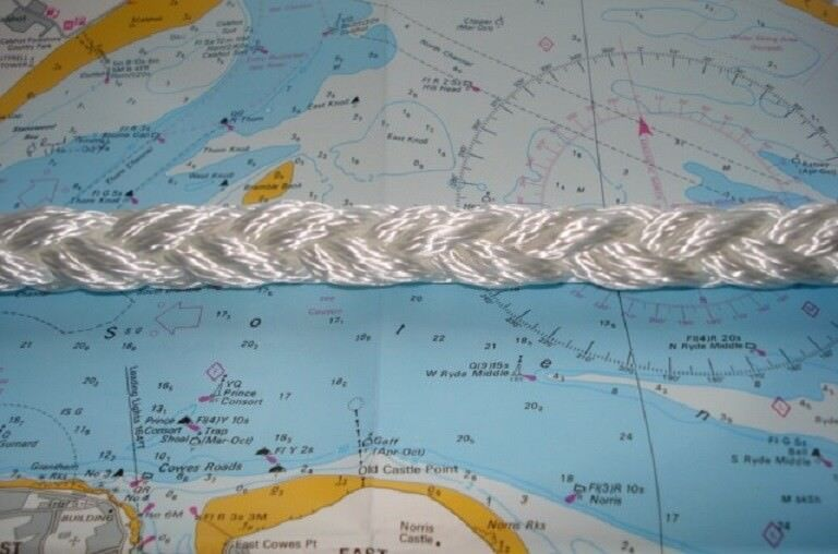 8 Strand Nylon Rope. 16mm. Ideal for Anchoring. High Quality & New Lower Prices
