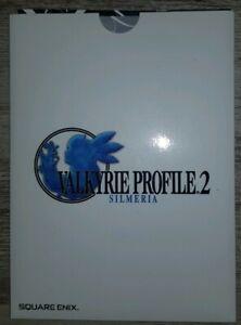Valkyrie-Profile-2-Silmeria-Cartes-Postales-promo-editeur-Square-Enix
