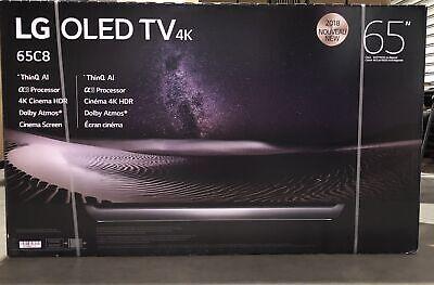 """LG OLED65C8P 65/"""" HDR UHD Smart OLED TV"""