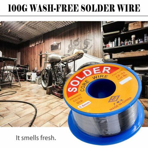 Lötzinn Lötdraht Zinn Draht Solder Wire 0.8mm//1mm//1.2mm Kolophonium Core AP