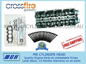 Ford-Ranger-PJ-PK-Mazda-BT50-COMPLETE-WE-Cylinder-Head-Kit-WEC-WEAT-Assembled