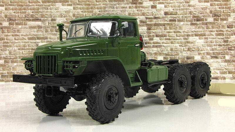 garantizado 1 43 Chasis de 375 SSM Ural camión camión camión Ruso Soviético Urss SSM 1961 1023  tienda en linea