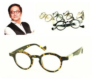Eyeglasses Frame Too Small : Vintage 41mm small Round Eyeglass Frame Spectacles Full ...
