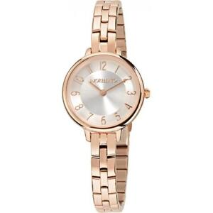 Orologio-Donna-MORELLATO-PETRA-R01531450510-Bracciale-Acciaio-Rose-NEW