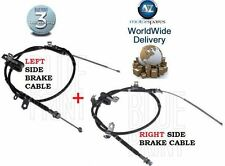 FOR SUZUKI GRAND VITARA 1.6i VVT 2005--  LEFT & RIGHT REAR HAND BRAKE CABLE