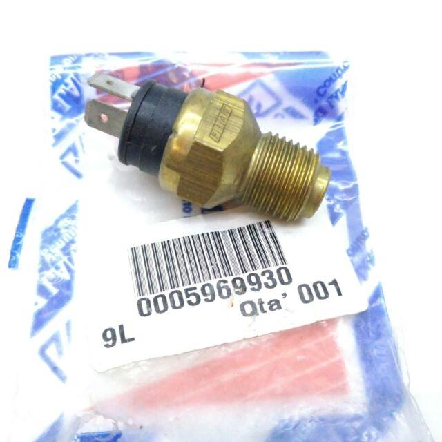 Sensor de Temperatura Refrigerante Fiat Croma - Lancia la Ma Original 5969930