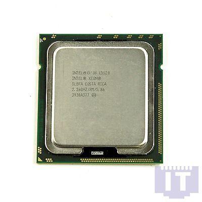 Intel Xeon L5520 2.26GHz 8MB 5.86GT//s SLBFA CPU Server Processor