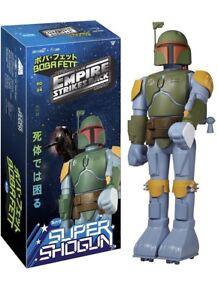 Boba Fett Super Shogun Funko 7 2015 Star Wars Exclusive 24 pouces Limitée