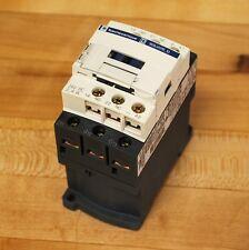 Telemecanique Contactor LC1D09 BL, 24VDC Coil Voltage  LC1D09BL - NEW