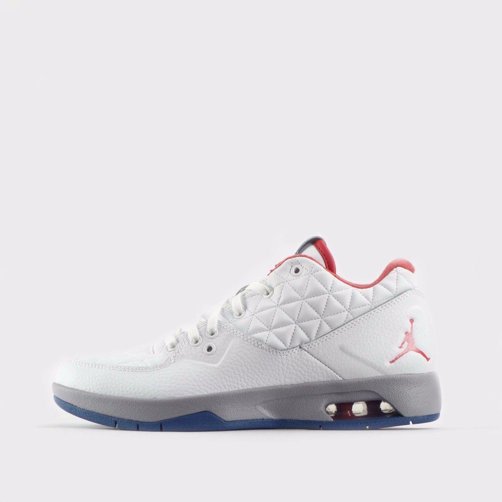 Nike Jordan Clutch Hommes 7 Eur 41 blanc  Basketball Sneaker Authentic Hommes