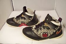 2008 Nike Lebron Air Zoom Soldier 2 II Lion Tatoo Olympic Edition 6Y 334737-461