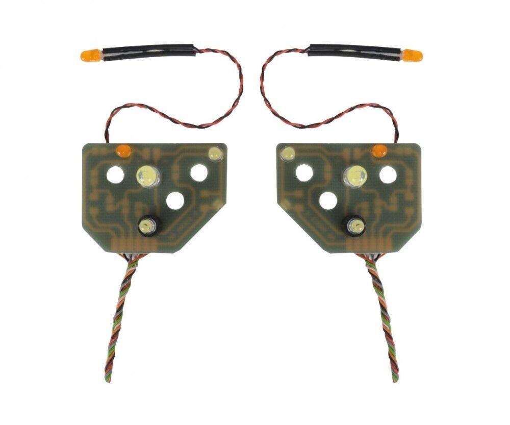 Carson 500907596 - 1 14 7,2v AROCS LED scheda FANALI-NUOVO