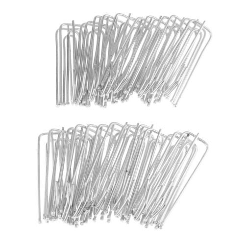 30 x Stainless Metal Curtain Tape Hooks Finish Pin Pleat Goblet Hooks Pinch