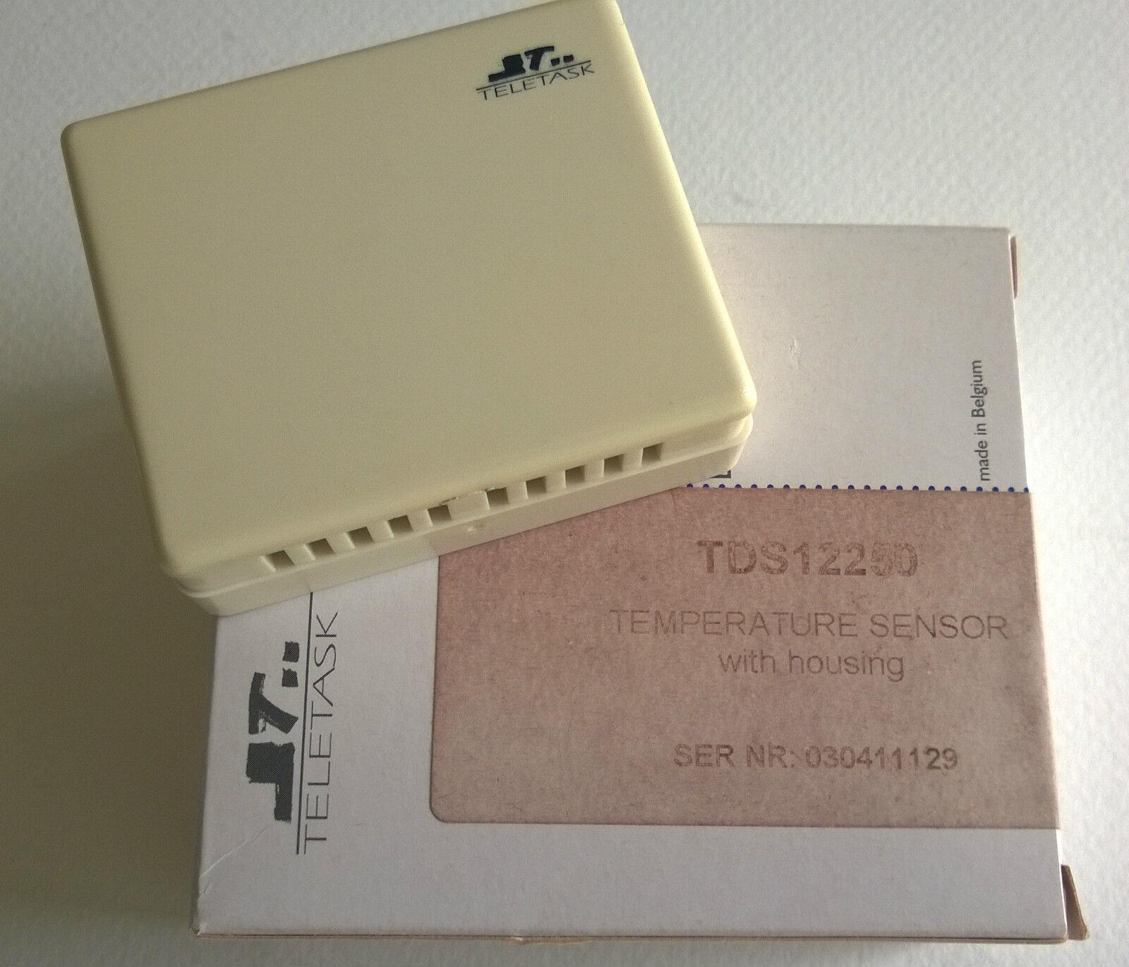 TELETASK TDS12250 Temperature sensor – Temperatuur sensor – capteur de temp.