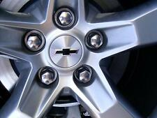 WHEEL Center VINYL (4) SHEETS Bowtie emblem overlay insert decal kit Chevrolet