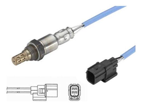 For Honda Civic CR-V 1.8 1.6 2.0 Rear 4 Wire Oxygen O2 Lambda Sensor Direct Fit