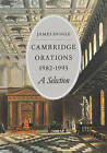 Cambridge Orations 1982-1993: A Selection by James Diggle (Paperback, 1994)