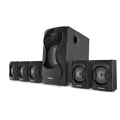 Philips IN-SPA5160B/94 Bluetooth Home Audio Speaker 9 Months Manufacturer Warnty