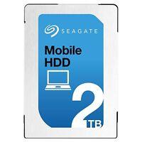 Seagate 2tb Laptop Hdd Sata 6gb/s 128mb Cache 2.5-inch Internal Hard Drive (st20