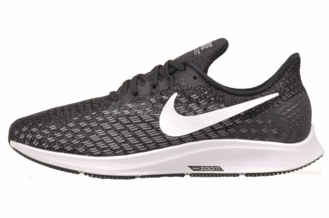 best website b8e74 f3f59 Nike W Air Zoom Pegasus 35 (W) Running Womens Shoes Black - Wide 942856-001