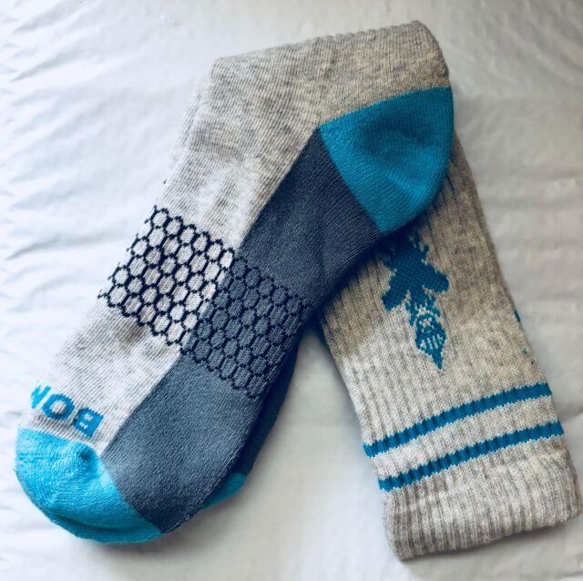 2 PAIRS! Bombas Mens Calf Socks Best Comfortable Socks AS On SharkTank