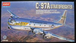 ACADEMY-1604-Boeing-C-97A-STRATOFREIGHTER-1-72-Flugzeug-Modellbausatz-Kit