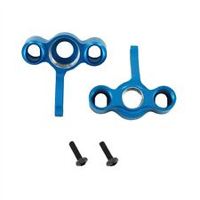 Redcat Racing 06066B Aluminum front steering knuckles 2pcs blue Same as 166611