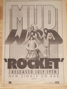 Mud-Rocket-1974-press-advert-Full-page-26-x-38-cm-poster