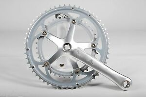 Campagnolo Mirage Bicycle Crankset 170mm Double 53 39t Eroica Road