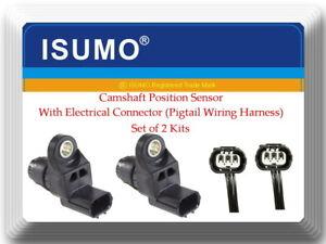 Engine Camshaft Position Sensor Fits:Acura CSX RDX RSX TSX Honda Civic CR-V Fit