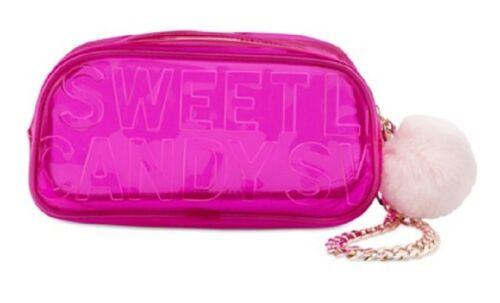 Ariana Grande Maquillage Jelly comme Maquillage Étui Avec Rose Pom Pom avec étiquettes-NEUF