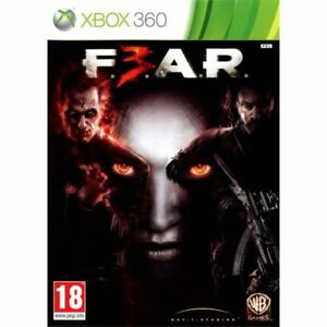 Details about F E A R  3 Xbox 360 FEAR F3AR Game Horror Adult EU / UK  Version NEW Gift Idea