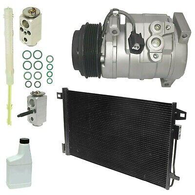 RYC Reman AC Compressor Kit GG491 Fits Suzuki Sidekick Vitara Esteem