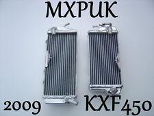 Kxf450 2009 Radiadores 2009 rendimiento rads Kxf 450 Kx450f Radiador (009)