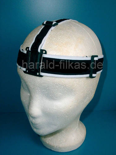 Helmlampe Kopflampe Grubenlampe Stirnlampe Kopfband für Kopfleuchte Stirnband