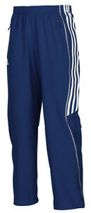 Adidas-Trainingshose-blau-Sporthose-Jogginghose-Jugendliche-Gr-128-140