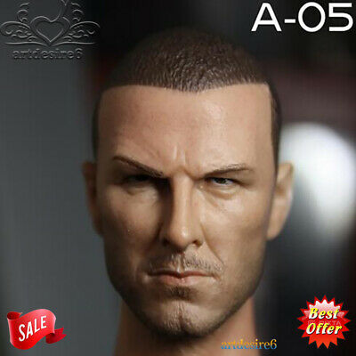 "1//6 Walter Bruce Willis Male Head Sculpt Carving A06 Model F12/"" Figure model Toy"