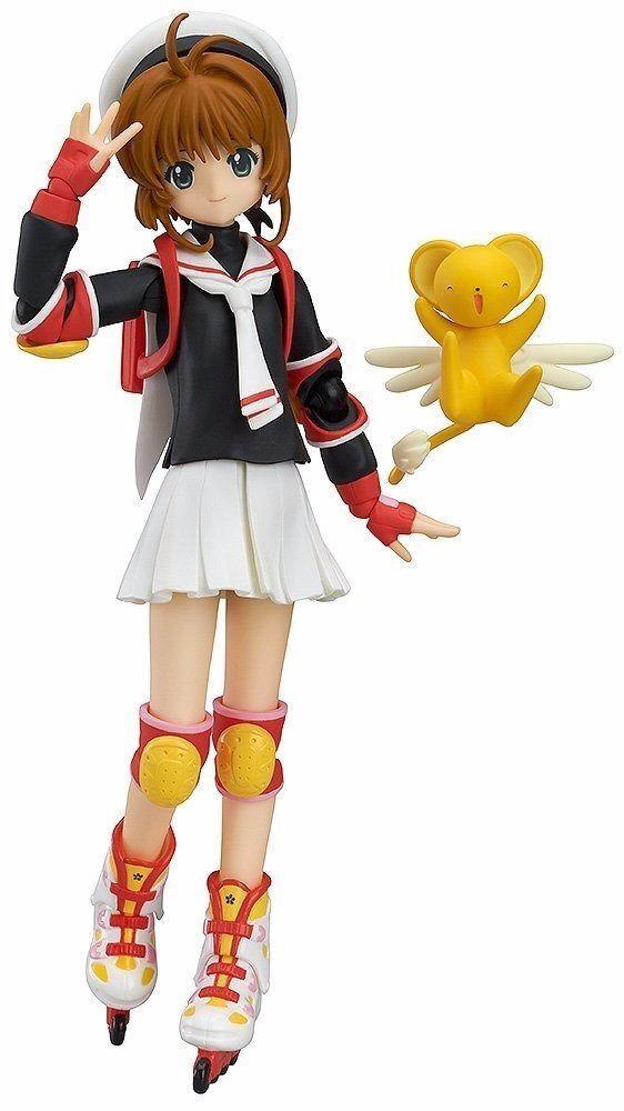 Figma 265 Sakura Kinomoto Schuluniform Version Figur Max Factory Neu von Japan