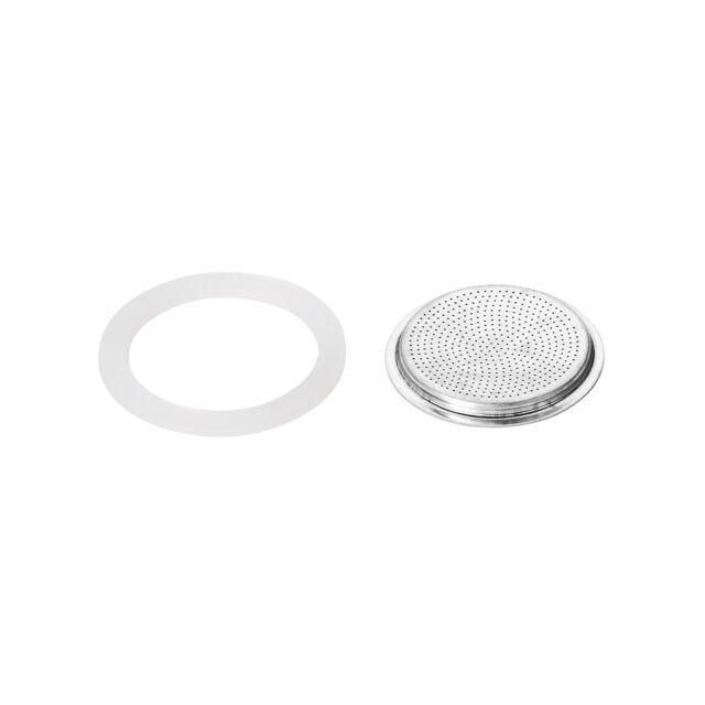 Guarnizione in Silicone con Filtro Universale 1 Tazza 2 3 6 Tazze - Tescoma
