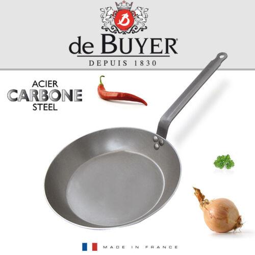De Buyer-Carbone Plus-lyonnaise Poêle 22 cm