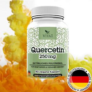 Quercetin-90-Kapseln-Tabletten-hochdosiert-250mg-Hergestellt-in-Deutschland