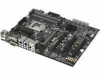 Asus P10s Lga 1151 Intel C236 Hdmi Sata 6gb/s Usb 3.1 Usb 3.0 Atx Intel Mothe on sale