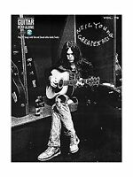 Neil Young - Greatest Hits - Guitar Play-along Volume 79 (book/... Free Shipping
