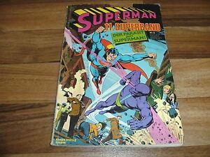 SUPERMAN Superband # 11 // Ehapa 1978 mit SAMMELECKE // PARASIT jagt SUPERMAN - Mühlacker, Deutschland - SUPERMAN Superband # 11 // Ehapa 1978 mit SAMMELECKE // PARASIT jagt SUPERMAN - Mühlacker, Deutschland