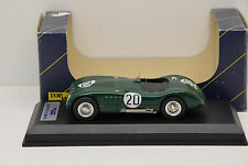 JAGUAR TYPE C #20 WINNER LE MANS 1953 TOP MODEL 1/43 NEUVE EN BOITE