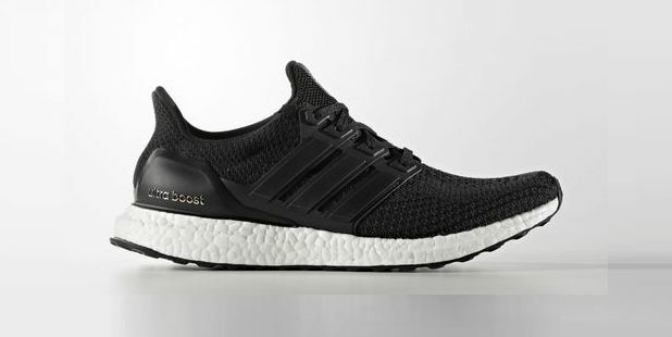 ADIDAS ULTRABOOST ULTRA BOOST CORE Noir blanc ALL SIZES6 7 8 9 10 11 12 NEW