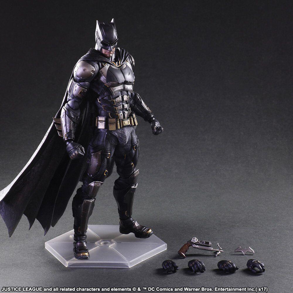 Square Enix PLAY ARTS KAI JUSTICE LEAGUE: Batman Tactical suits ver.