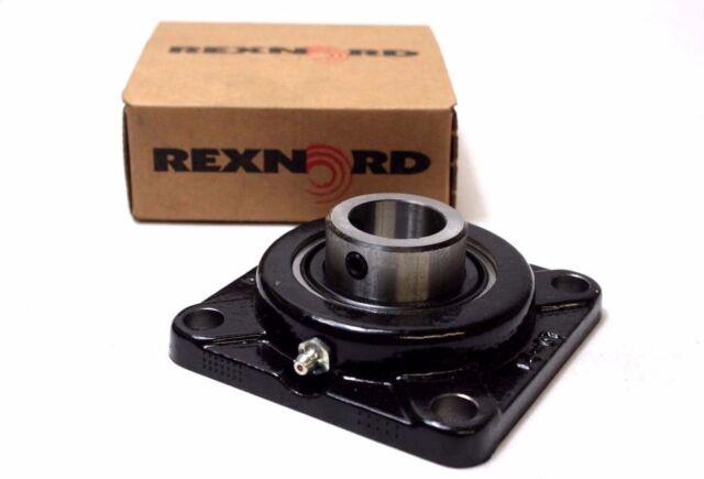 """Rexnord Link-Belt F3S220E 1-1//4/"""" Flange-Mount 4-Bolt Ball Bearing Unit New"""
