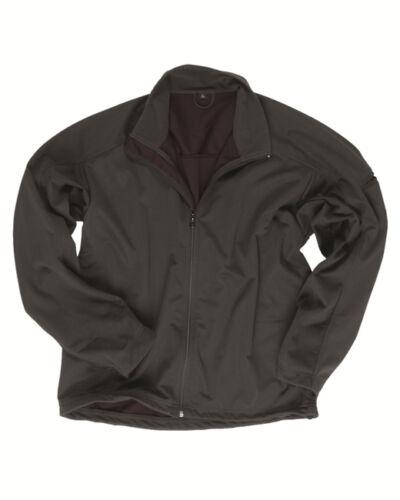 NEU Softshell Jacke Light Weight schwarz
