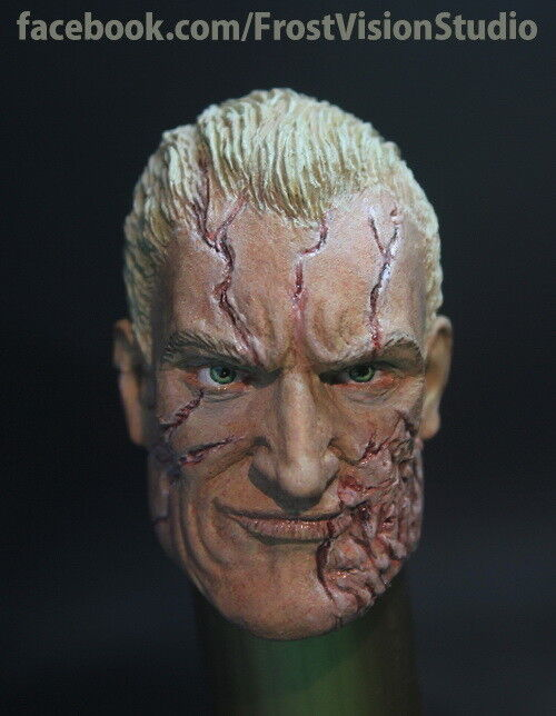 1:6 MGS Colonel Volgin Limited Edition by Frost Vision Studio.